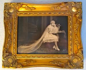 Delma's grandma's portrait