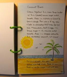 Coconut Bars 2 -- from Legacy Ckbk