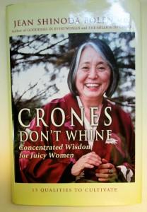 CRONES book cover