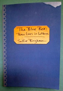 Sallie's Blue Box book cover