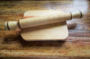 My new Mexican rolling pin
