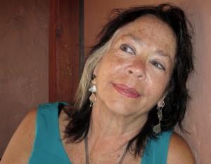 Ana Cervantes, Pianista, at Cafe Tal in Guanajuato