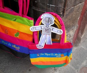 Flat Stanley -- always up for an adventure