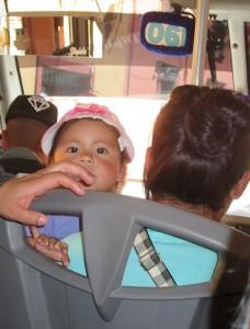 SMA -- baby on bus 2