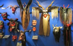 Some more masks from Bill's collection